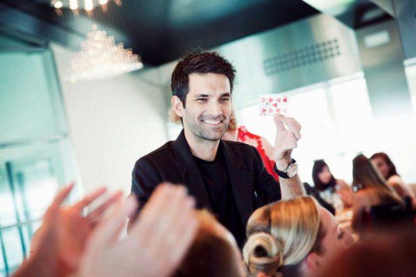 magos en madrid para eventos empresa