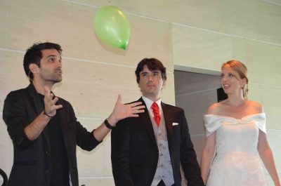 mago para animar bodas