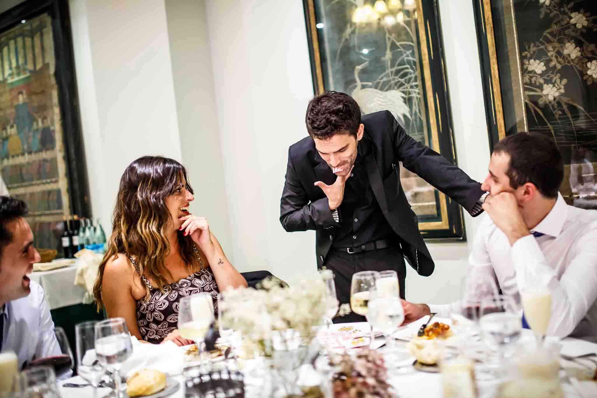 mago para bodas en madrid