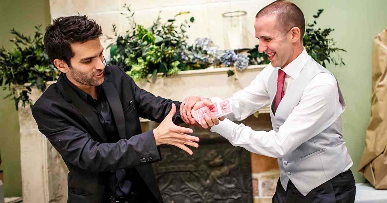 mago para bodas en valencia